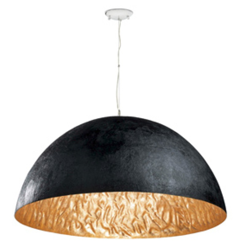 Подвесные 29468 Faro MAGMA-P Black and gold Фото